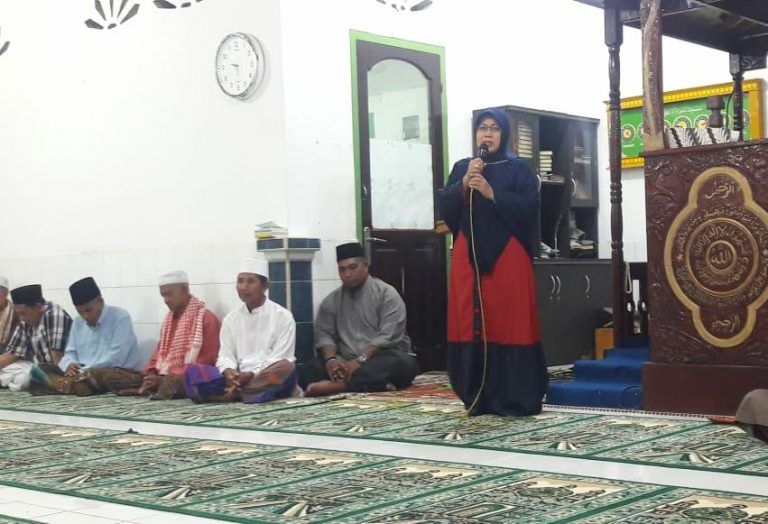 Wakil Bupati Natuna Himbau Camat Bunguran Selatan Tuntaskan Masalah Pembebasan Lahan