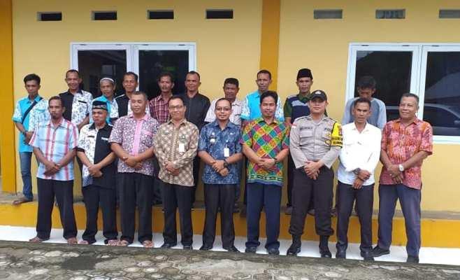 Camat Bunguran Selatan Said Muhamad Minta Masyarakat Ikut  Bursa Calon Kepala Desa